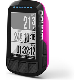Wahoo Fitness ELEMNT Bolt Ciclocomputer GPS, pink